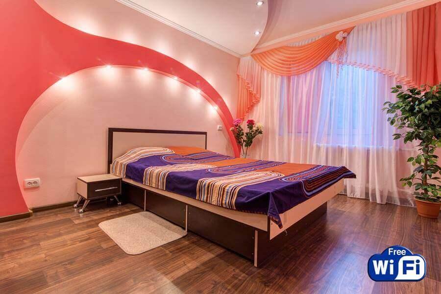 спальня квартира посуточно днепр